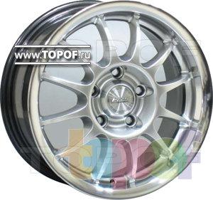 Колесные диски Racing Wheels (RW) Classic H352. Изображение модели #1