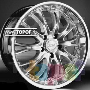 Колесные диски Racing Wheels (RW) Classic H362