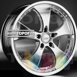 Колесные диски Racing Wheels (RW) Classic H365. Изображение модели #1