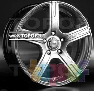 Колесные диски Racing Wheels (RW) Classic H372