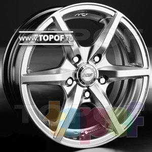 Колесные диски Racing Wheels (RW) Classic H373. Изображение модели #1