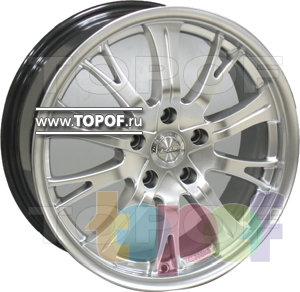 Колесные диски Racing Wheels (RW) Classic H380