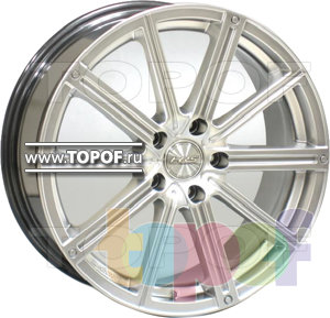 Колесные диски Racing Wheels (RW) Classic H385