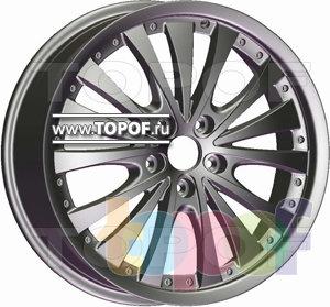 Колесные диски Racing Wheels (RW) Classic H386