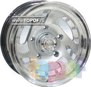 Колесные диски Racing Wheels (RW) Classic H388. Изображение модели #1