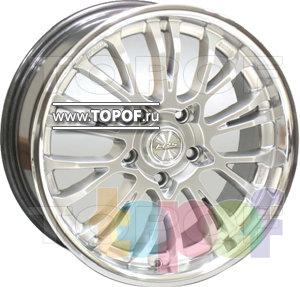 Колесные диски Racing Wheels (RW) Classic H392