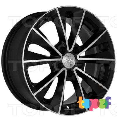 Колесные диски Racing Wheels (RW) Classic H393