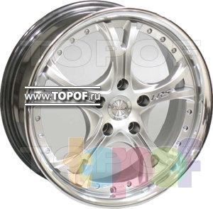 Колесные диски Racing Wheels (RW) Classic H398