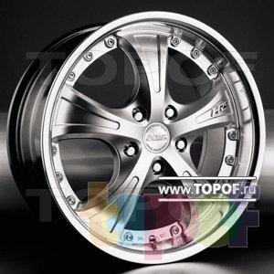 Колесные диски Racing Wheels (RW) Classic H402. Изображение модели #1