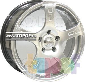 Колесные диски Racing Wheels (RW) Classic H406