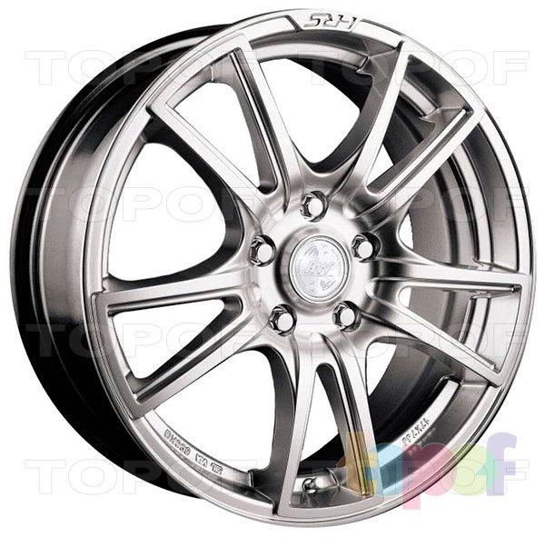 Колесные диски Racing Wheels (RW) Classic H411