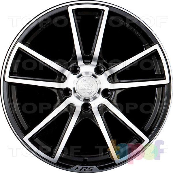 Колесные диски Racing Wheels (RW) Classic H411. Изображение модели #2