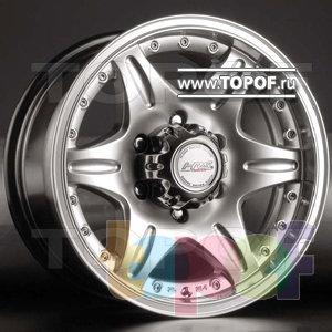 Колесные диски Racing Wheels (RW) Classic H413. Изображение модели #1