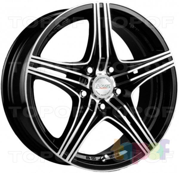 Колесные диски Racing Wheels (RW) Classic H464. Изображение модели #1