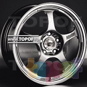 Колесные диски Racing Wheels (RW) HF 601. Изображение модели #1