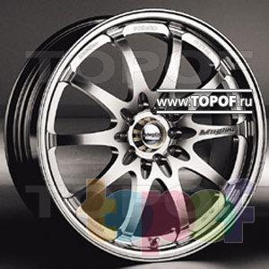 Колесные диски Racing Wheels (RW) HF 602. Изображение модели #1