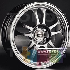 Колесные диски Racing Wheels (RW) HF 604. Изображение модели #1