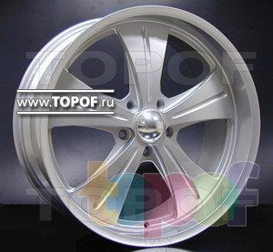 Колесные диски Racing Wheels (RW) HF 605. Изображение модели #1