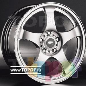 Колесные диски Racing Wheels (RW) HF 609. Изображение модели #1