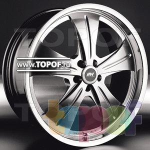 Колесные диски Racing Wheels (RW) HF 611