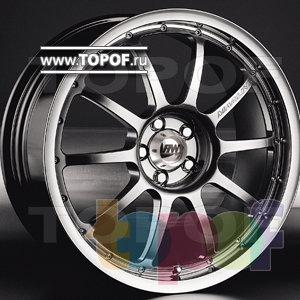Колесные диски Racing Wheels (RW) HF 613. Изображение модели #1