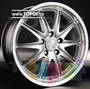 Колесные диски Racing Wheels (RW) Premium H-105. Изображение модели #1