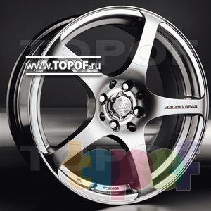 Колесные диски Racing Wheels (RW) Premium H-125. Изображение модели #1