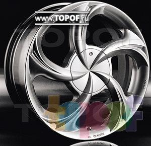Колесные диски Racing Wheels (RW) Premium H-140. Изображение модели #1