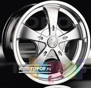 Колесные диски Racing Wheels (RW) Premium H-143. Изображение модели #1
