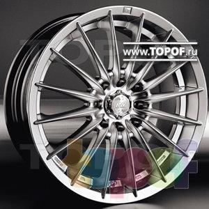 Колесные диски Racing Wheels (RW) Premium H-155. Изображение модели #1
