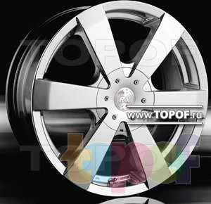 Колесные диски Racing Wheels (RW) Premium H-165. Изображение модели #1