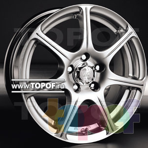 Колесные диски Racing Wheels (RW) Premium H-171. Изображение модели #1