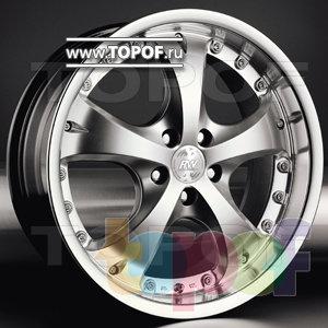Колесные диски Racing Wheels (RW) Premium H-177. Изображение модели #1
