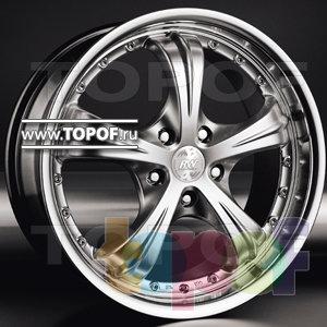 Колесные диски Racing Wheels (RW) Premium H-194. Изображение модели #1