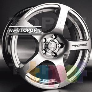 Колесные диски Racing Wheels (RW) Premium H-218. Изображение модели #1
