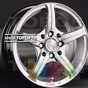 Колесные диски Racing Wheels (RW) Premium H-232. Изображение модели #1