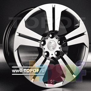 Колесные диски Racing Wheels (RW) Premium H-237. Изображение модели #1