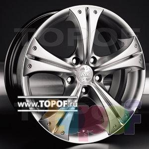 Колесные диски Racing Wheels (RW) Premium H-253. Изображение модели #1