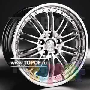 Колесные диски Racing Wheels (RW) Premium H-270. Изображение модели #1