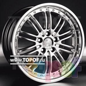 Колесные диски Racing Wheels (RW) Premium H-270