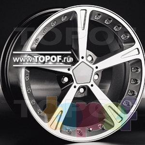 Колесные диски Racing Wheels (RW) Premium H-282