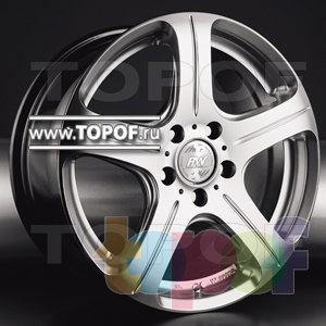Колесные диски Racing Wheels (RW) Premium H-300. Изображение модели #1