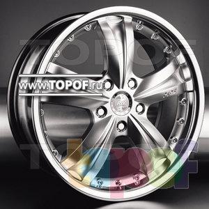Колесные диски Racing Wheels (RW) Premium H-302. Изображение модели #1