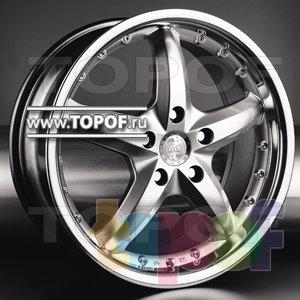 Колесные диски Racing Wheels (RW) Premium H-303. Изображение модели #1