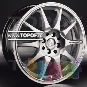 Колесные диски Racing Wheels (RW) Premium H-313. Изображение модели #1