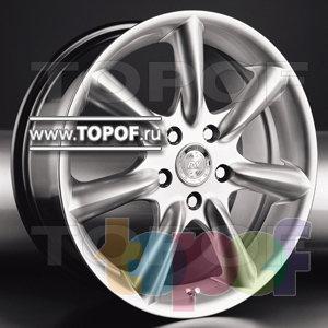 Колесные диски Racing Wheels (RW) Premium H-321. Изображение модели #1