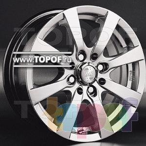 Колесные диски Racing Wheels (RW) Premium H-325. Изображение модели #1