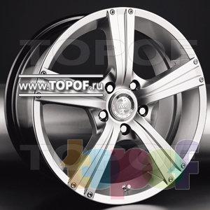 Колесные диски Racing Wheels (RW) Premium H-326. Изображение модели #1