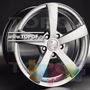 Колесные диски Racing Wheels (RW) Premium H-337. Изображение модели #1