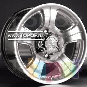 Колесные диски Racing Wheels (RW) Premium H-338. Изображение модели #1